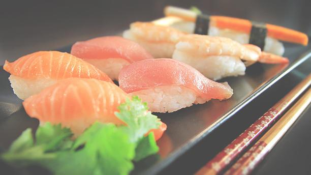 Ryori Buffet Oriental sushi
