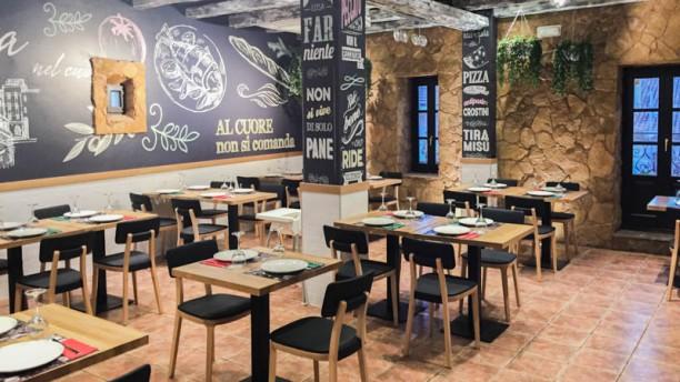 Pasta City - Torrelodones Vista sala