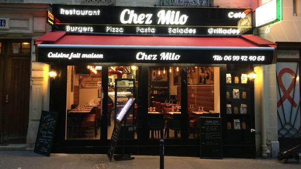 Chez Milo devanture