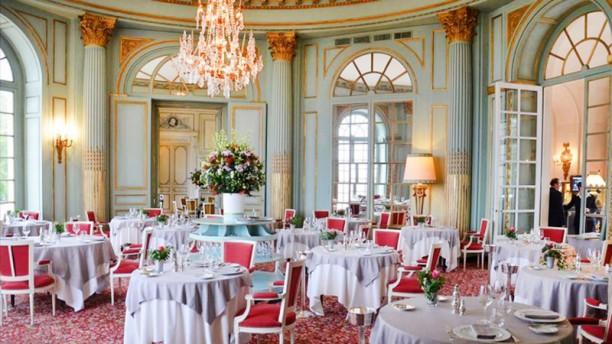 L'Origan - Château d'Artigny Le Restaurant l'Origan