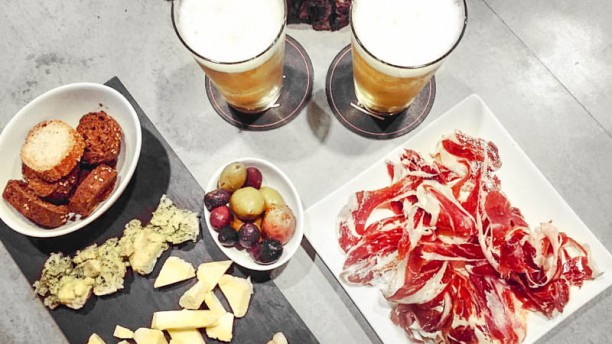 The Beerket Sugerencia de chef