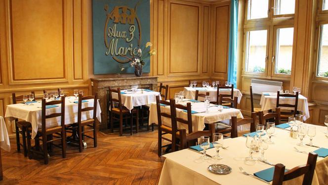 Aux Trois Maries - Restaurant - Lyon