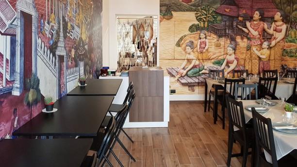 Baan Thai Restaurant Interno