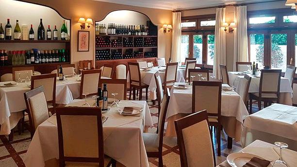 Mar de Plata Sala del restaurante