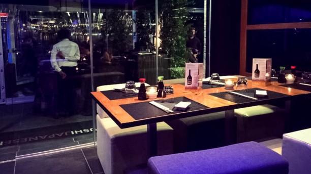 Nero Sushi Japanese Restaurant sala