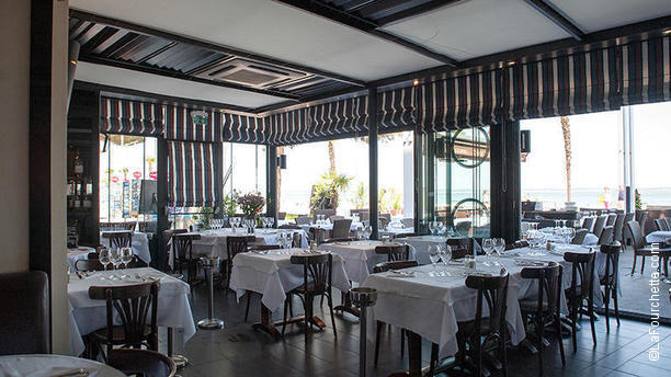 restaurant caf de la plage restaurant chez pierre arcachon 33120 menu avis prix et. Black Bedroom Furniture Sets. Home Design Ideas
