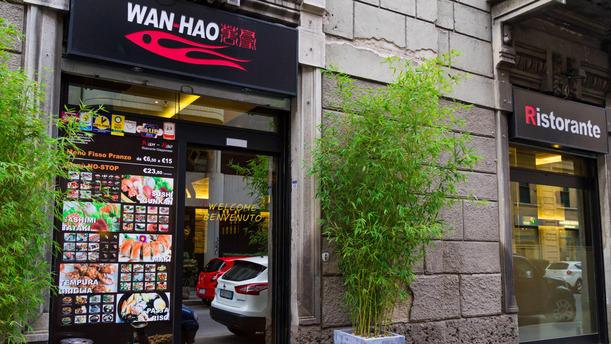 Wan-Hao Esterno