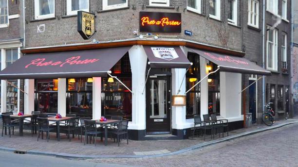 Pret a Porter Restaurant