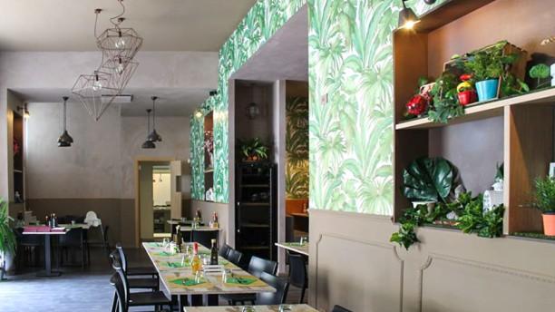 Nirvana Sala del ristorante