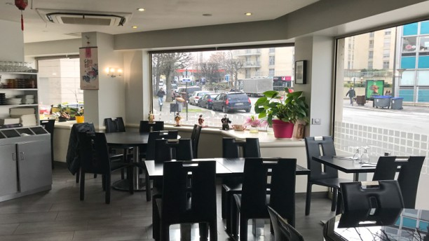 Hogara Salle du restaurant