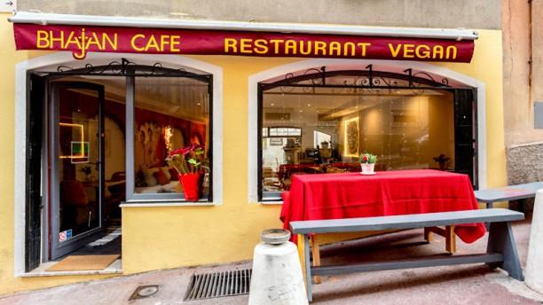 Bhajan Café Entrée