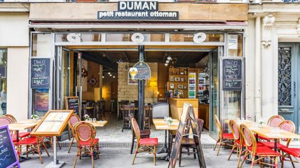 Petit Restaurant Ottoman Entrée
