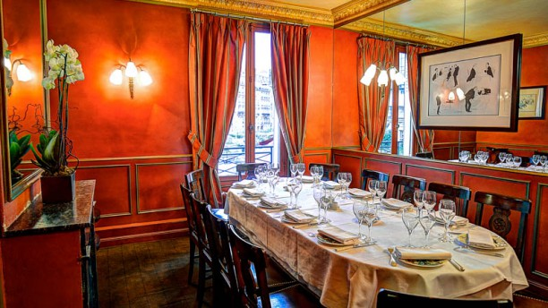 Chez georges paris porte maillot in paris restaurant reviews menu and prices thefork - Restaurant porte maillot chez georges ...