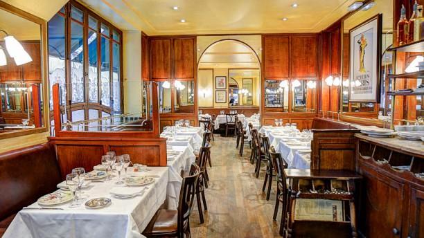 Chez Georges Paris Porte Maillot in Paris - Restaurant