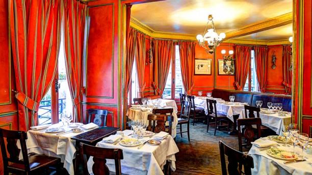 Restaurant chez georges paris porte maillot paris 75017 arc de triomphe menu avis prix - Chez georges porte maillot ...