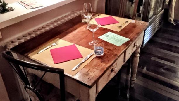 Il Pesce e Il Vino tavoli
