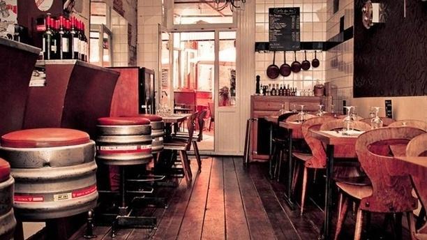 restaurant le bistroquet nantes menu avis prix et r servation. Black Bedroom Furniture Sets. Home Design Ideas