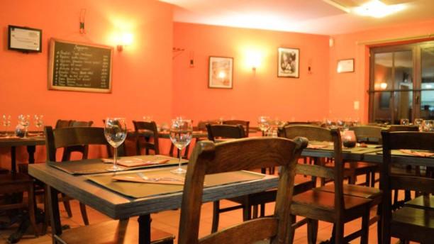 L'Osteria Milmort salle