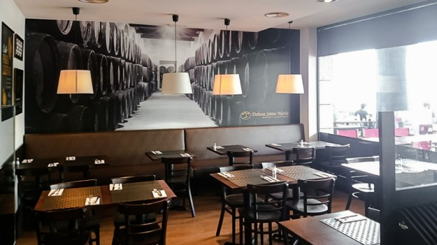 Restaurante Dehesa Santa María en Alcobendas - Menú, opiniones ...