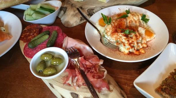 Vlees&Vis Suggestie van de chef