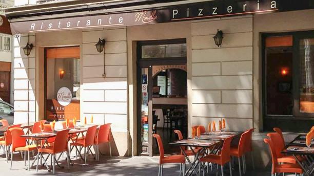 La Monella Terrasse restaurant