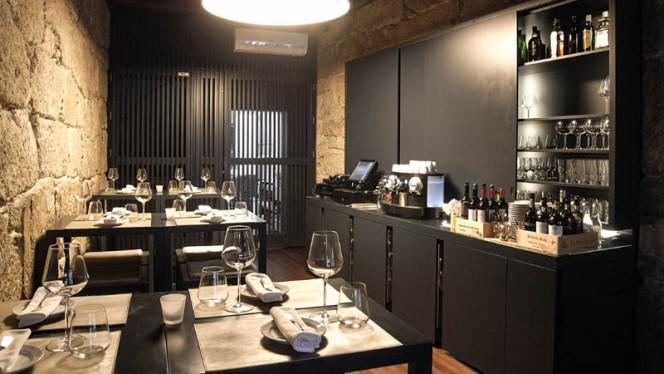 Vista da sala - Cozinha dos Lóios, Porto