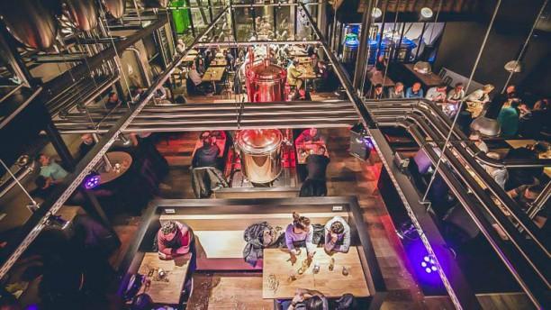 Bierfabriek Almere Het restaurant