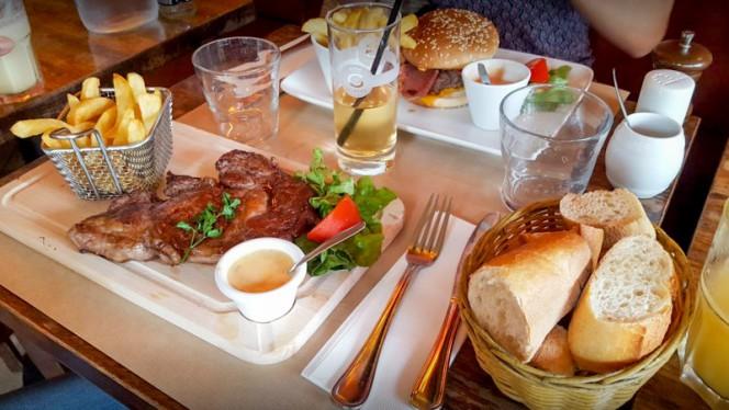 La Roseraie - Restaurant - Paris