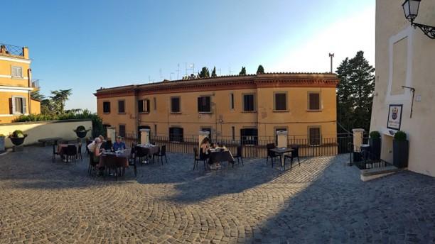 Borgo Antico Ristorante Esterno