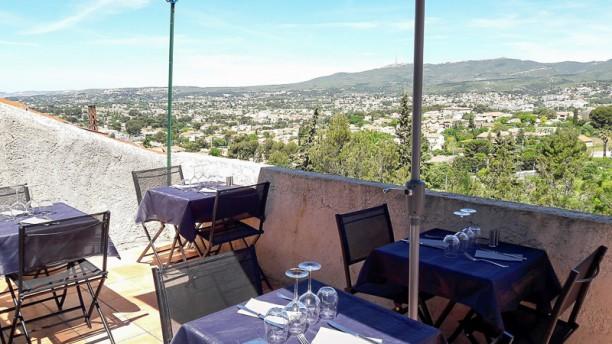 Au Toqué du Vin Terrasse Panoramique