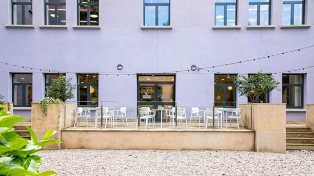 Première Restaurant terraza