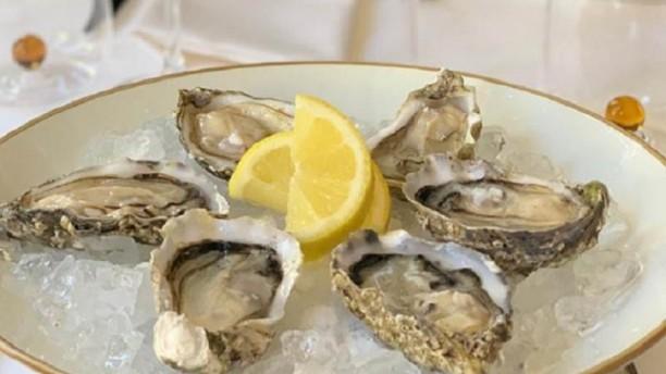Le Cruditè - Oyster Bar Suggerimento dello chef