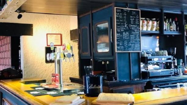 Café Gourmand Vue de l'intérieur