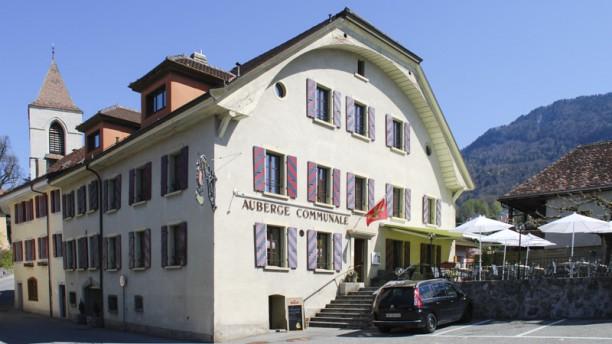 Auberge Communale de St-Légier Vue extérieure