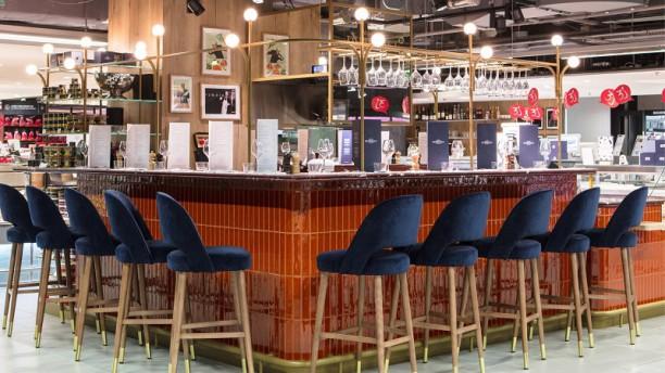 Maison Dubernet - Galeries Lafayettes Gourmet Vue de la salle