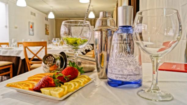 Atzavara Port Restaurant comedor privado