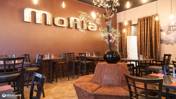 restaurante le moma en lyon men opiniones precios y reserva. Black Bedroom Furniture Sets. Home Design Ideas