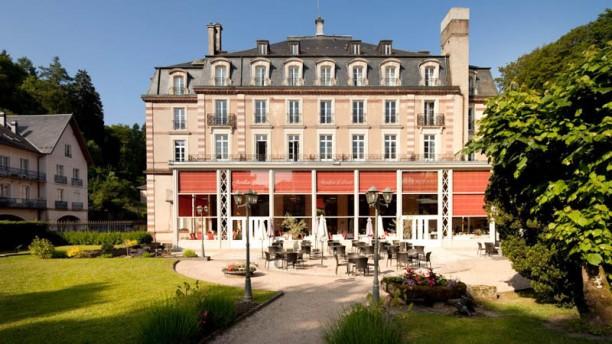 L'Orangerie Extérieur du restaurant