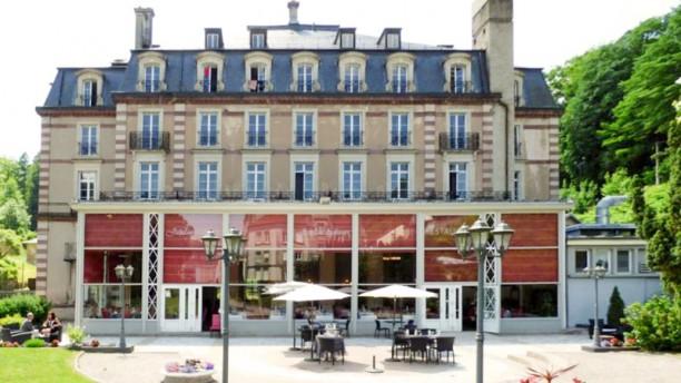 L'Orangerie Terrasse / Façade du restaurant