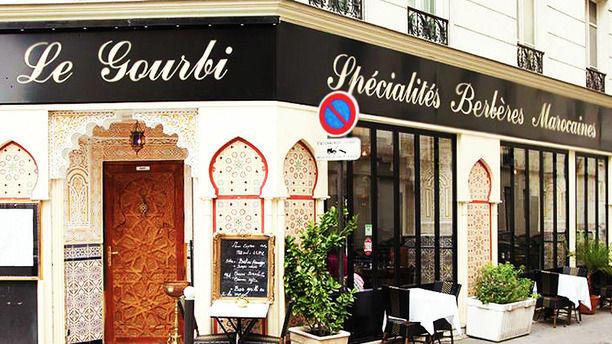 Le Gourbi Façade marocaine
