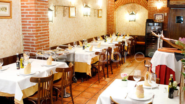 Casa Berenguer Salón