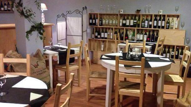 El Vi de Deu sala interior