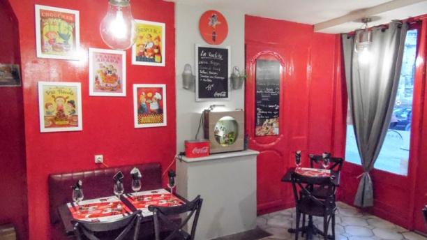 Pizzeria Chez Sam Vue salle