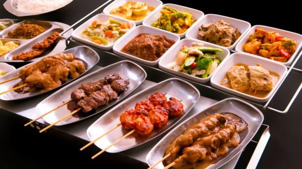 Keraton Damai suggestie van de chef
