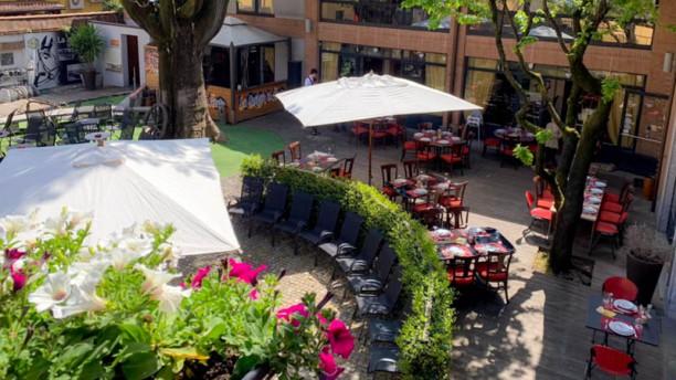 Antica Posta ( solo ristorazione ) Terrazza
