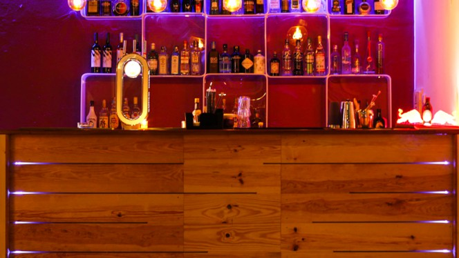 Bar - Garden Bar, Porto