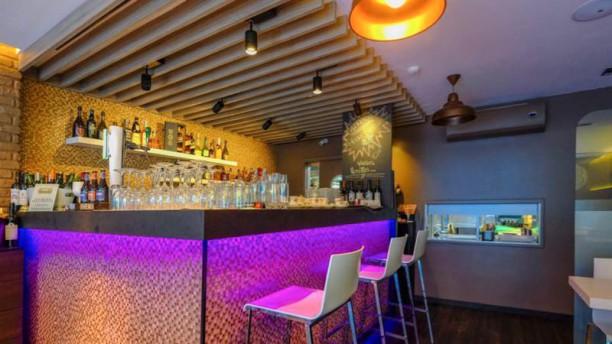 João de Barros 88 Restaurante & Lounge Vista da sala