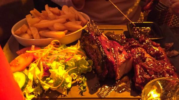 Dakota Restaurant Suggestion de plat
