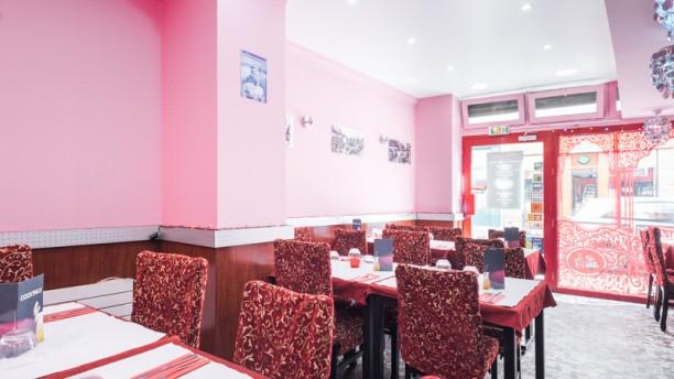 Curry Garden Salle du restaurant