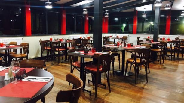 La Pignatta Salle du restaurant